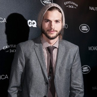 Ashton Kutcher in GQ's Gentleman's Ball 2011 - Arrivals