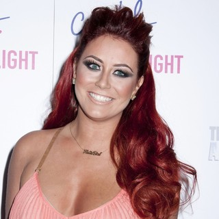 Aubrey O'Day in Crystal Light Celebrate The Launch of New Crystal Light Mocktails