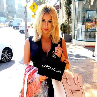 Aubrey O'Day in Aubrey O'Day Shopping for Valentine's Day