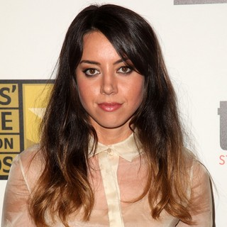 Aubrey Plaza in 2012 Critics' Choice TV Awards - Arrivals