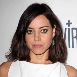 Aubrey Plaza in Broadcast Television Journalists Association's 3rd Annual Critics' Choice Television Awards