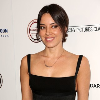 Aubrey Plaza in Los Angeles Premiere of Kill Your Darlings