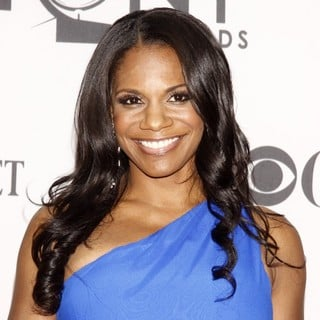 Audra McDonald in The 66th Annual Tony Awards - Arrivals