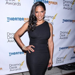 Audra McDonald in 2014 Drama Desk Awards - Arrivals
