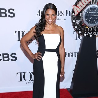 Audra McDonald in The 67th Annual Tony Awards - Arrivals