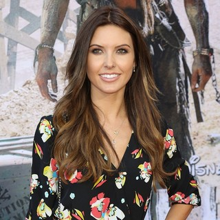 Audrina Patridge in The World Premiere of Disney-Jerry Bruckheimer Films' The Lone Ranger - audrina-patridge-premiere-the-lone-ranger-01