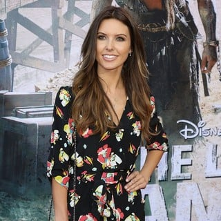 Audrina Patridge in The World Premiere of Disney-Jerry Bruckheimer Films' The Lone Ranger - audrina-patridge-premiere-the-lone-ranger-02