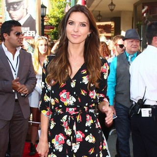 Audrina Patridge in The World Premiere of Disney-Jerry Bruckheimer Films' The Lone Ranger - audrina-patridge-premiere-the-lone-ranger-04