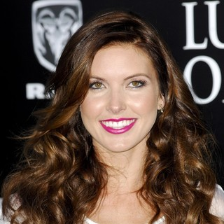 Audrina Patridge in The Premiere of The Lucky One