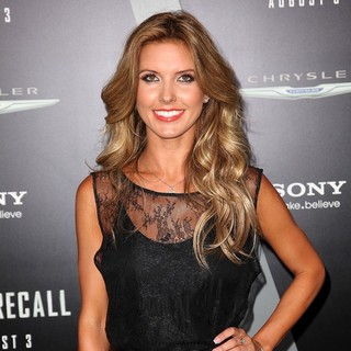 Audrina Patridge in Los Angeles Premiere of Total Recall