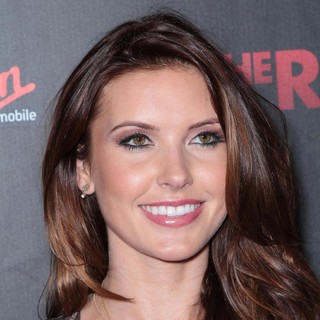 Audrina Patridge in Special Screening of Relativity Media's The Raven - Arrivals