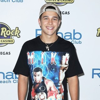 Austin Mahone 21st Birthday
