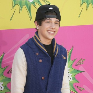 Austin Mahone in Nickelodeon's 26th Annual Kids' Choice Awards - Arrivals