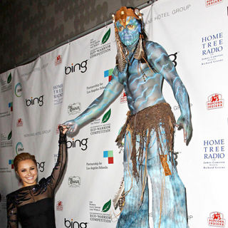 Hayden Panettiere - The 'Avatar' Cast Celebrate The 40th Anniversary of Earth Day