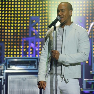 Romeo Santos, Aventura in Aventura Performs at The Seminole Hard Rock Hotel and Casinos' Hard Rock Live