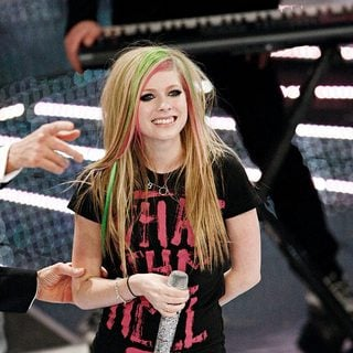 Avril Lavigne - Avril Lavigne Performs on The Final Night of The 61st Sanremo Song Festival