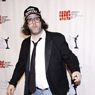 Judah Friedlander in The 63rd Annual Writers Guild Awards - Arrivals - awga_12_wenn3193749