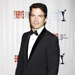 Matthew Settle in The 63rd Annual Writers Guild Awards - Arrivals