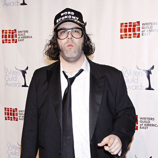 Judah Friedlander in The 63rd Annual Writers Guild Awards - Arrivals
