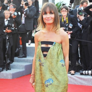 Axelle Laffont in Rust and Bone Premiere - During The 65th Annual Cannes Film Festival