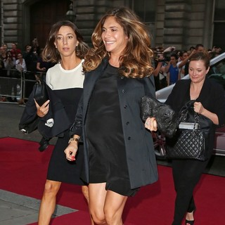 Ayda Field in The GQ Men of The Year Awards 2012 - Arrivals - ayda-field-gq-men-of-the-year-awards-2012-01