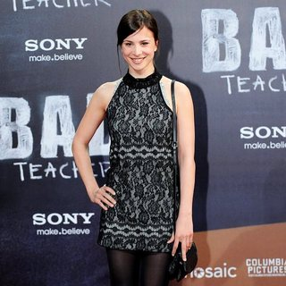 Aylin Tezel in The German Premiere of Bad Teacher