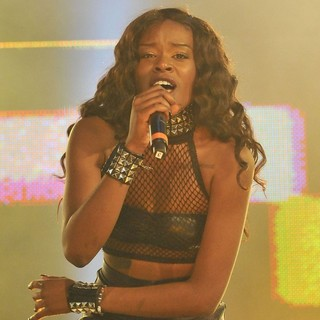 Azealia Banks in BBC Radio 1's Hackney Weekend - Day 2