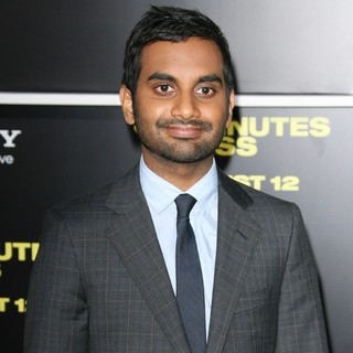 Los Angeles Premiere of 30 Minutes or Less - aziz-ansari-premiere-of-30-minutes-or-less-02