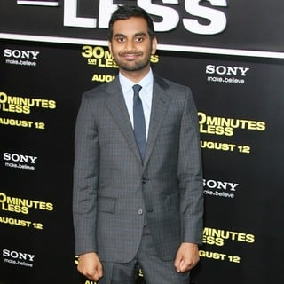 Los Angeles Premiere of 30 Minutes or Less - aziz-ansari-premiere-of-30-minutes-or-less-03