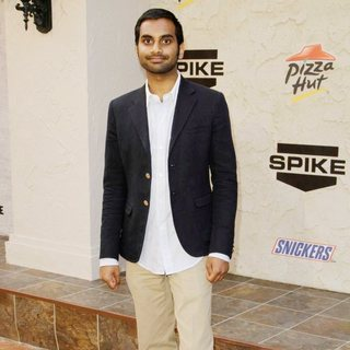 Aziz Ansari in Spike TV's 5th Annual 2011 Guys Choice Awards - Arrivals