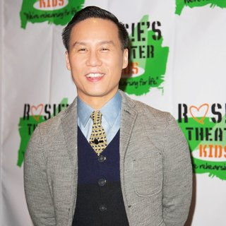 B.D. Wong in Rosie O'Donnell's Annual Building Dreams for Kids Gala - Arrivals