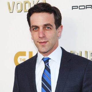 B.J. Novak in The 19th Annual Critics' Choice Awards