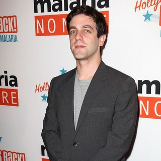 B.J. Novak in Malaria No More Presents: Hollywood Bites Back!