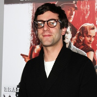 B.J. Novak in Inglourious Basterds Blu-Ray and DVD Launch - Arrivals