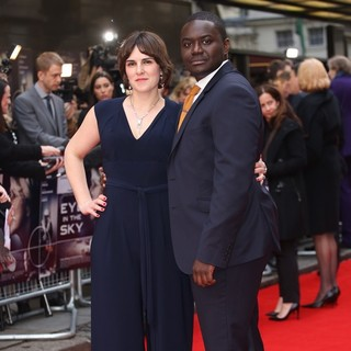 Babou Ceesay in The UK Premiere of Eye in the Sky - Arrivals