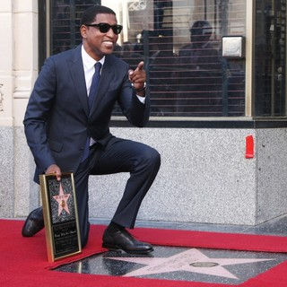 Babyface - Babyface Honored with A Walk of Fame Star Ceremony