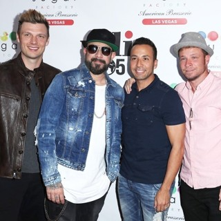 Backstreet Boys-The Grand Opening Celebration of Sugar Factory American Brasserie