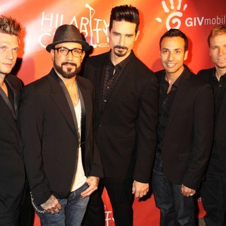Backstreet Boys in Hilarity for Charity Benefiting The Alzheimer's Association