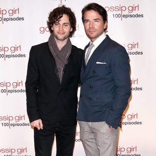 Penn Badgley, Matthew Settle in Gossip Girl Celebrates 100 Episodes