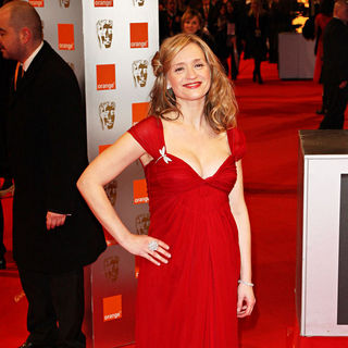 Anne-Marie Duff in The Orange British Academy Film Awards (BAFTA Awards) - Arrivals - bafta_arrivals_2_wenn2748545