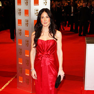 Lynn Collins in The Orange British Academy Film Awards (BAFTA Awards) - Arrivals