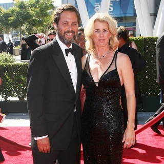 Mark Bailey, Rory Kennedy in 2013 Primetime Creative Arts Emmy Awards - Arrivals
