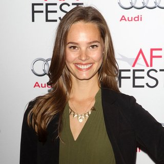 AFI FEST 2014 - The Homesman Screening - Arrivals - bailey-noble-afi-fest-2014-01
