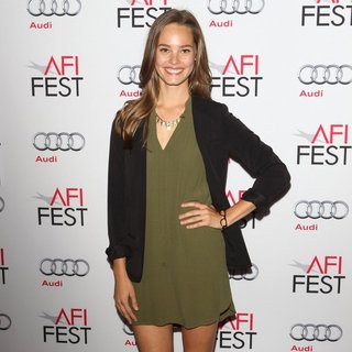 AFI FEST 2014 - The Homesman Screening - Arrivals - bailey-noble-afi-fest-2014-02