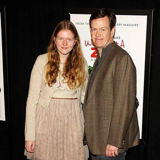 Willa Baker, Dylan Baker in New York Premiere of We Bought a Zoo - Arrivals