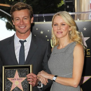Naomi Watts in Simon Baker Is Honoured with A Star on The Hollywood Walk of Fame - baker-watts-simon-baker-walk-of-fame-06
