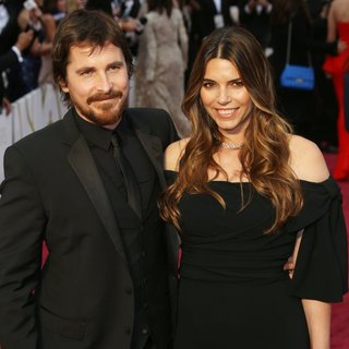 Christian Bale - The 86th Annual Oscars - Red Carpet Arrivals