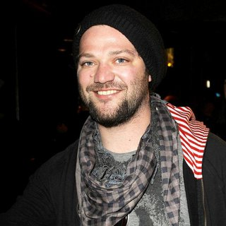 Bam Margera in Celebrities Attending A Live Performance by Linda Perry and Her Band