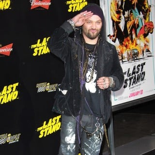 Bam Margera in The World Premiere of The Last Stand