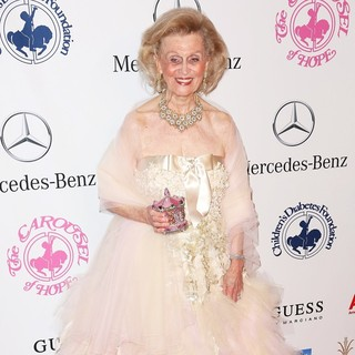 Barbara Davis in 26th Anniversary Carousel of Hope Ball - Presented by Mercedes-Benz - Arrivals
